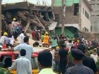 Survivor Found in Bangladesh Disaster Rubble