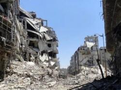 Ասադի զորքերը գրավել են Հալեպի թաղամասերից մեկը