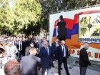 President Sahakyan partook at the festive events dedicated to the Day of Stepanakert