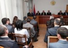 President Sahakyan partook at the festive event dedicated to the day of the workers of judicial system