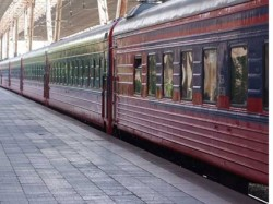 Since the Beginning of Season of Summer Passenger Fright Yerevan-Batumi-Yerevan Train Has Transported 30 575 Passengers