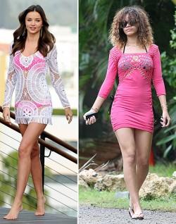 Լողափի համար լավագույն զգեստները