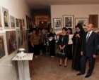 "President Sahakyan visited ""Gyurjyan"" institute of applied arts"