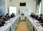 The President invited a meeting on the issues related to the pretrial investigation of criminal cases