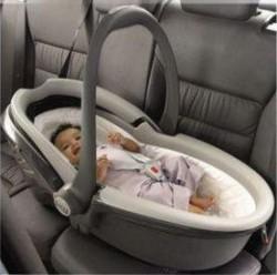 Նորածինը գողացված ավտոմեքենայի մեջ էր